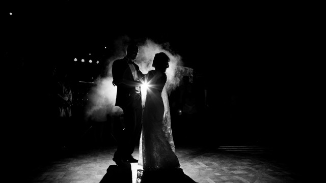Wedding black & white